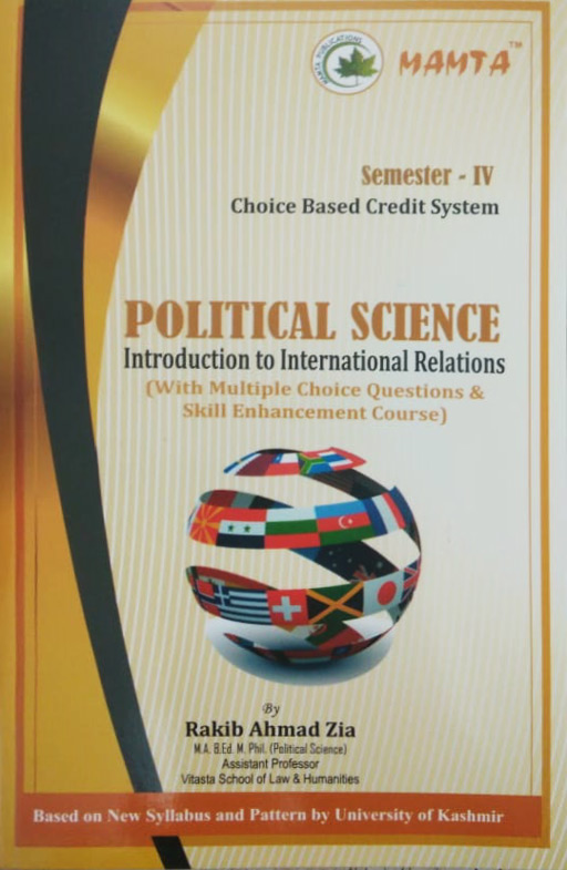 Political Science Introduction To International Relations Semester 4th